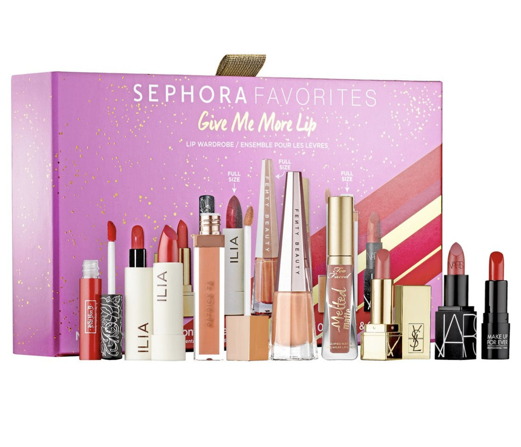 NEW Sephora Favorites Give Me More Lip Lipstick Set - Classy & Unique