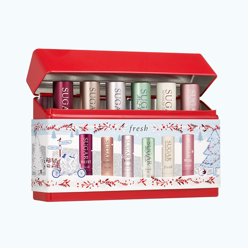 Fresh Sugar Lip Bestsellers Tin - Classy & Unique