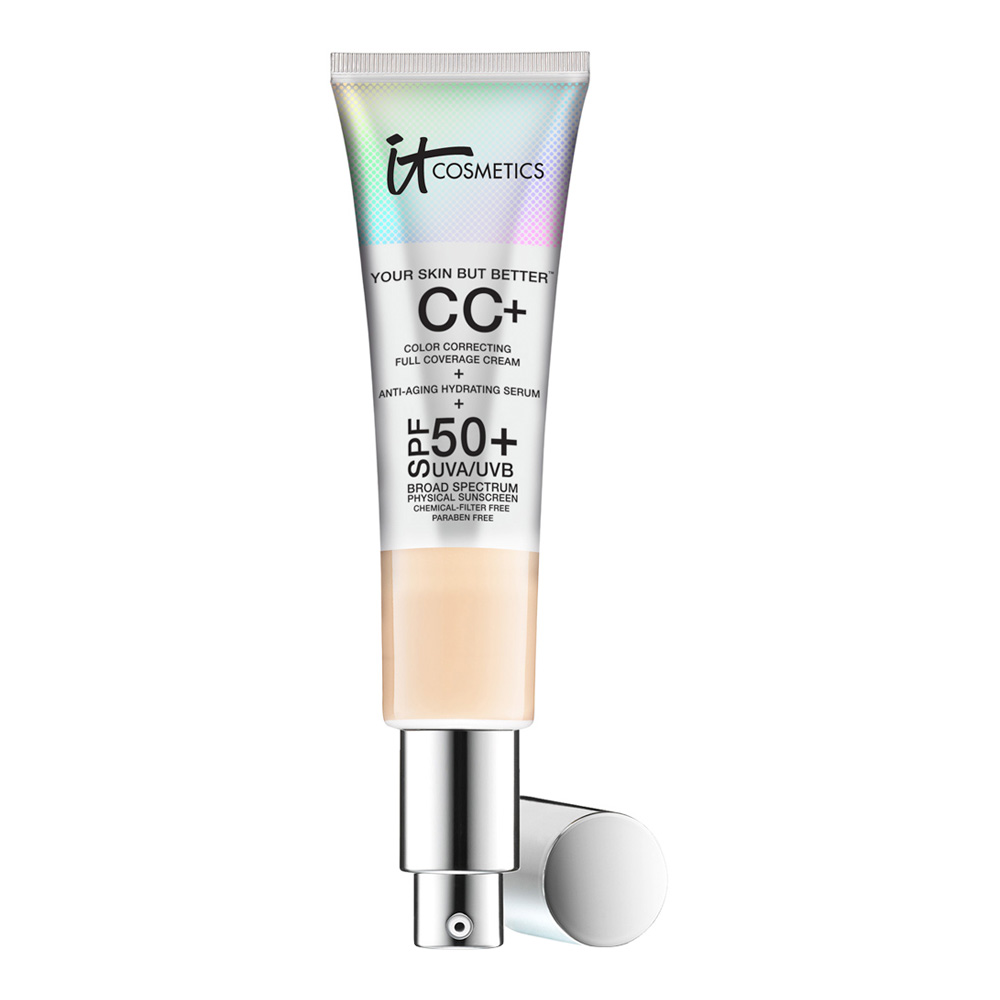 IT Cosmetics CC+ Cream with SPF 50+ - Classy & Unique