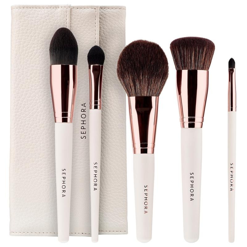 SEPHORA COLLECTION Complexion: Uncomplicated Brush Set - Classy & Unique