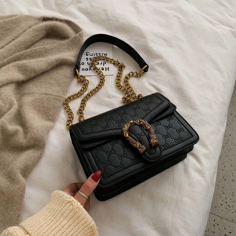 Handbag Chain Tote Shoulder Messenger Bags - Classy & Unique