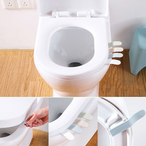 Small Toilet Seat Cover Lifter - Classy & Unique