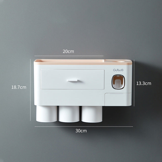 Automatic Toothpaste Dispenser - Classy & Unique