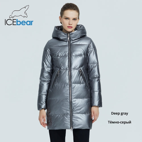 ICEbear  Coat high-quality - Classy & Unique