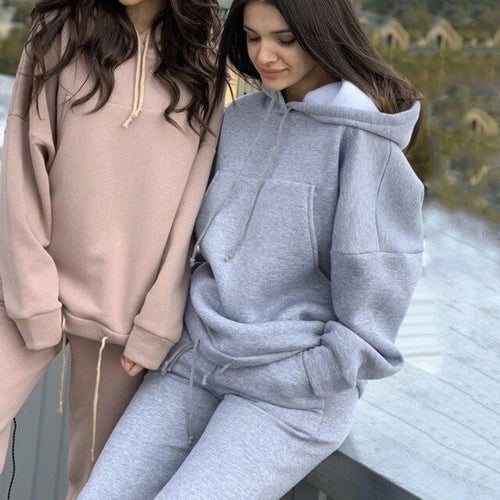 Two-piece Hoodie - Classy & Unique