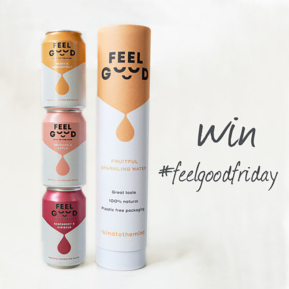 #FeelGoodFriday Competition