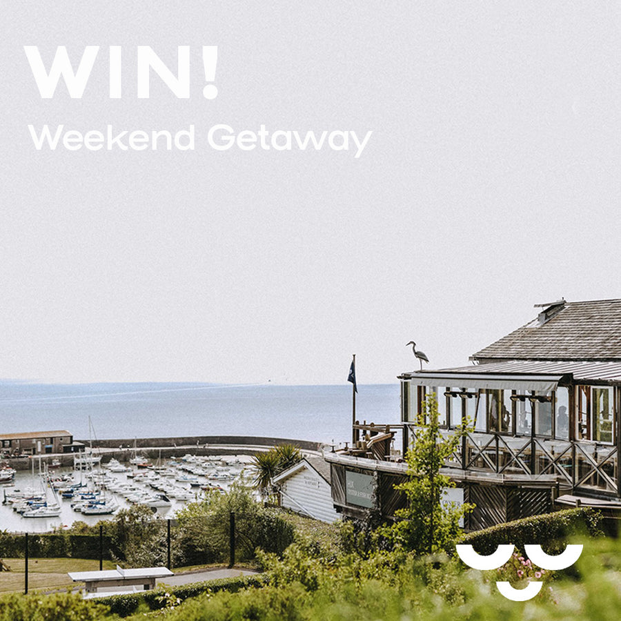 Sustainability September - win a weekend getaway on the Jurassic Coast!