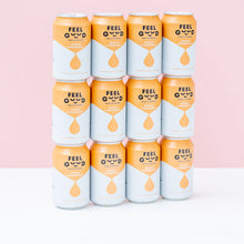 Load image into Gallery viewer, peach-and-passionfruit-feel-good-drinks