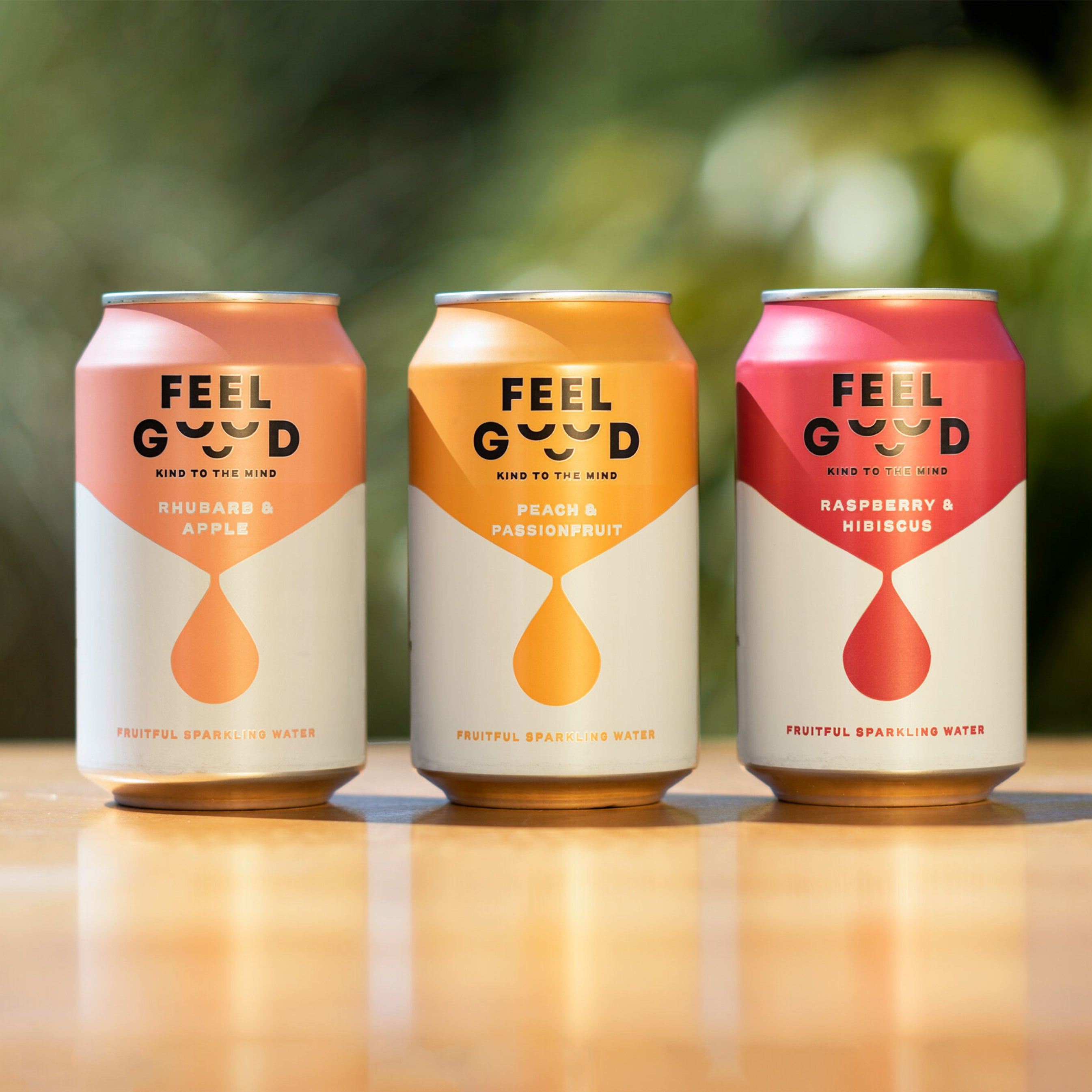 Feed Good Drinks - Flavours