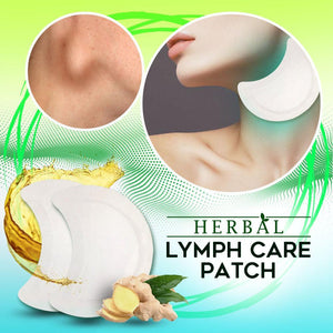 Ginger Lymph Patch