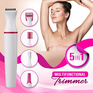 5 in 1 Multifunctional Trimmer