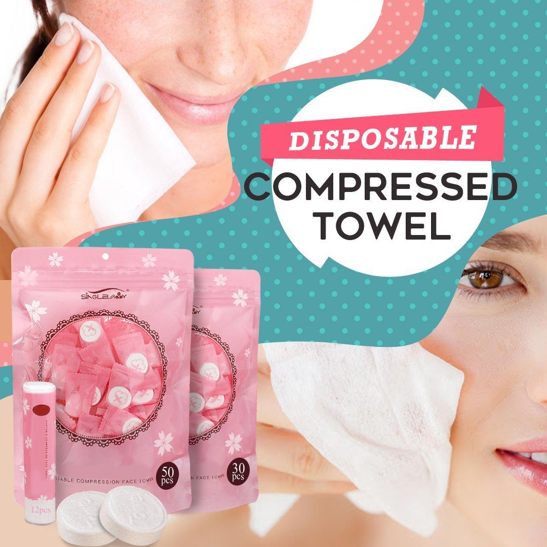 Disposable Compressed Towel