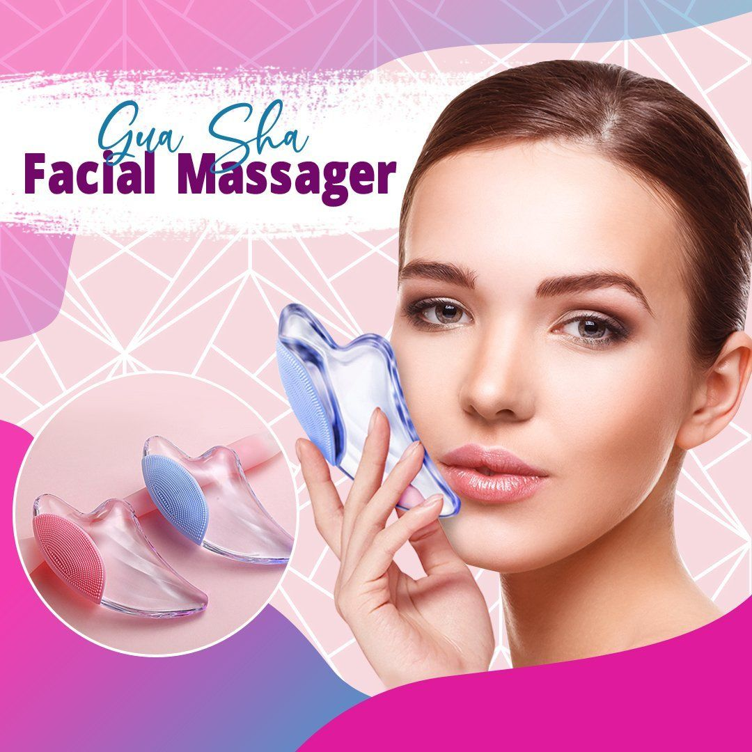 Gua Sha Facial Massager