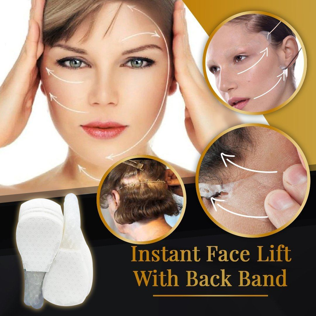 Instant Face Lift with Back Band