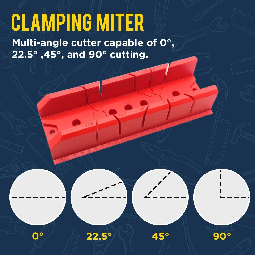 Wood Cutting Clamping Miter