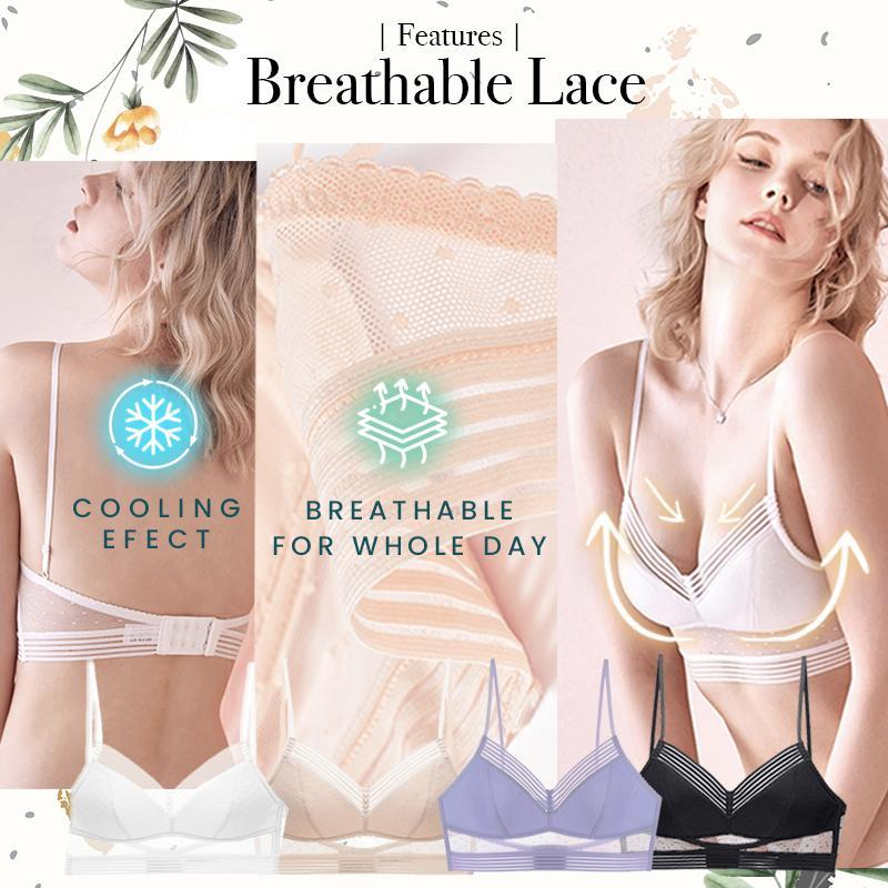 LaxChic™ Lace-U-Back Lifting Bra