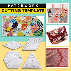 Patchwork Cutting Template