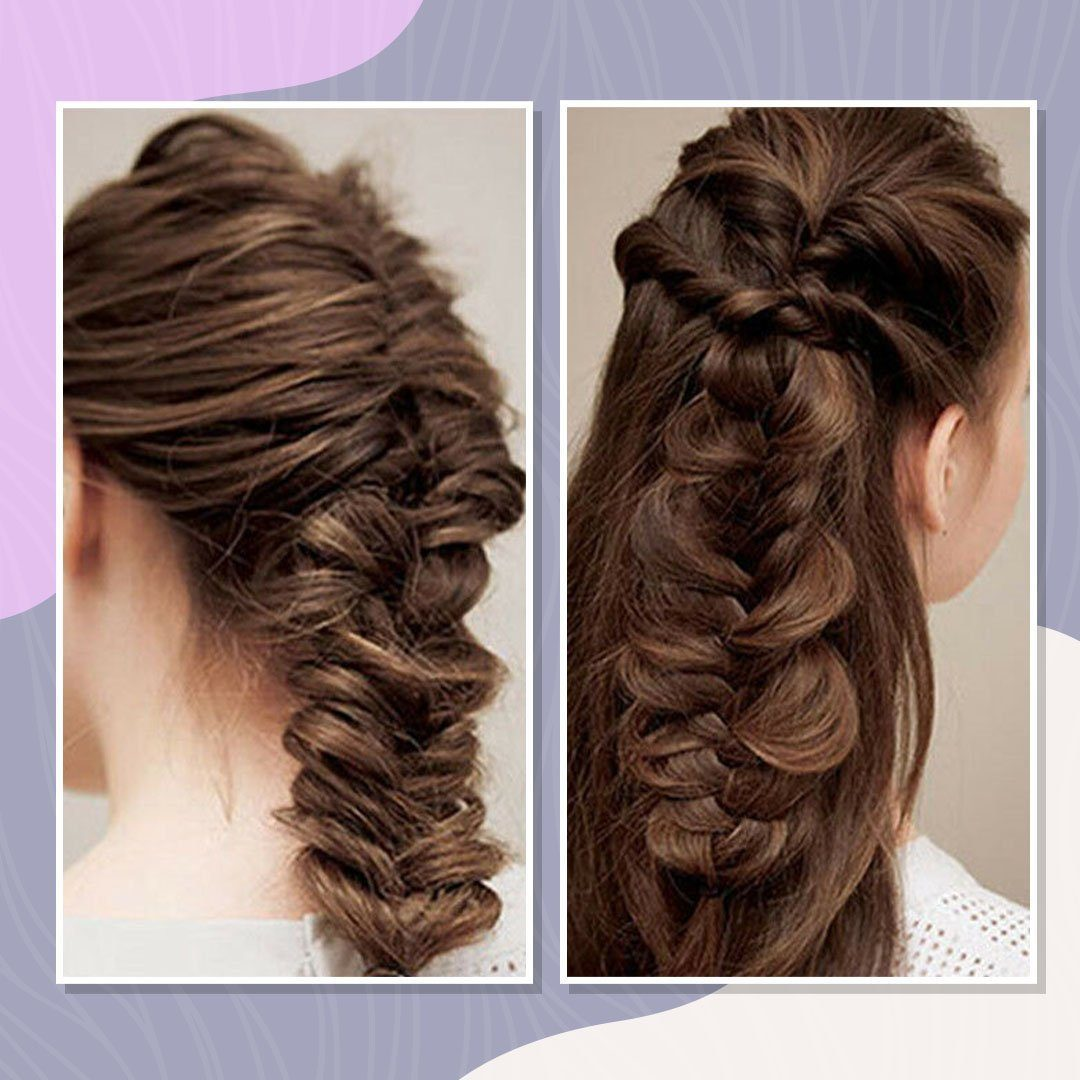 Twist Plait Hair Braiding Tools - 2pcs