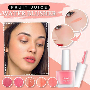Fruit Juice Water Blusher
