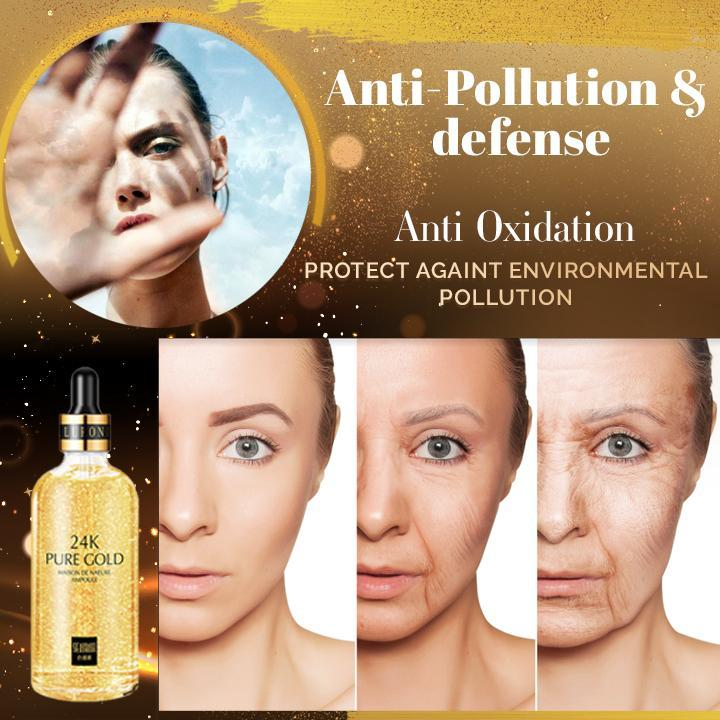 24K Advanced Pure Gold Serum