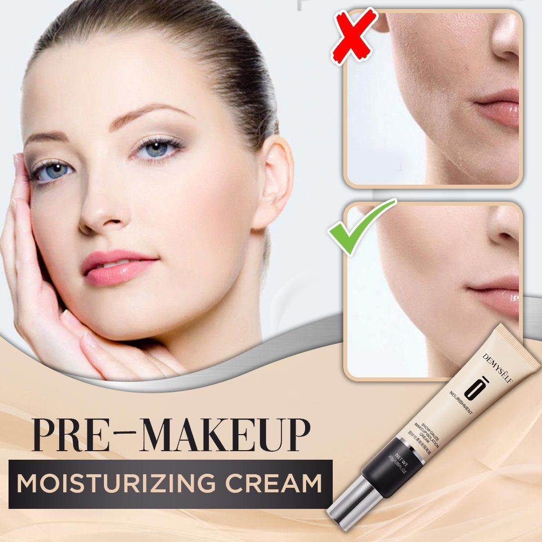 Pre-Makeup Moisturizing Cream