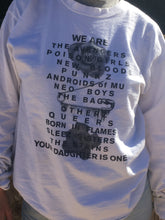 Load image into Gallery viewer, We Are Your Daughters Long Sleeve