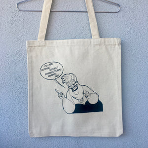 Intersectional Feminist Art Tote