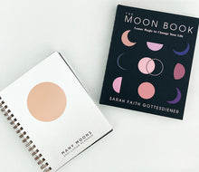 Load image into Gallery viewer, The Moon Magic Bundle: The Moon Book & Many Moons Lunar Planner