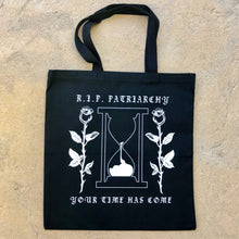 Load image into Gallery viewer, RIP Patriarchy Tote