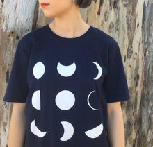Load image into Gallery viewer, Many Moons Tee