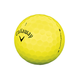 Callaway Supersoft - Yellow