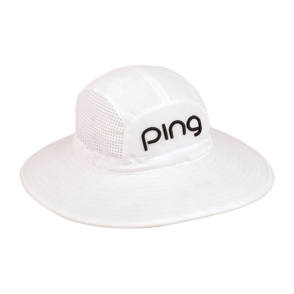 Ping Ladies Boonie - White