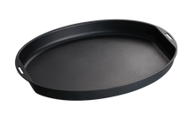 Load image into Gallery viewer, Oval Hotplate in Blue Gray