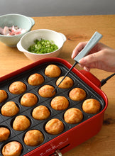Load image into Gallery viewer, Enjoy Recipe Notebook + Takoyaki Pick