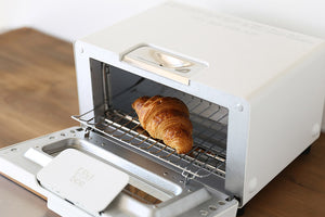 The Toaster in White