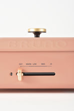 Load image into Gallery viewer, Compact Hotplate in Champagne Pink