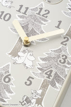 Load image into Gallery viewer, Moomin Mobile Wall Clock