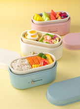 Load image into Gallery viewer, Lunchbox Warmer in Strawberry Pink