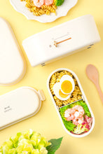 Load image into Gallery viewer, Lunchbox Warmer in Cream White