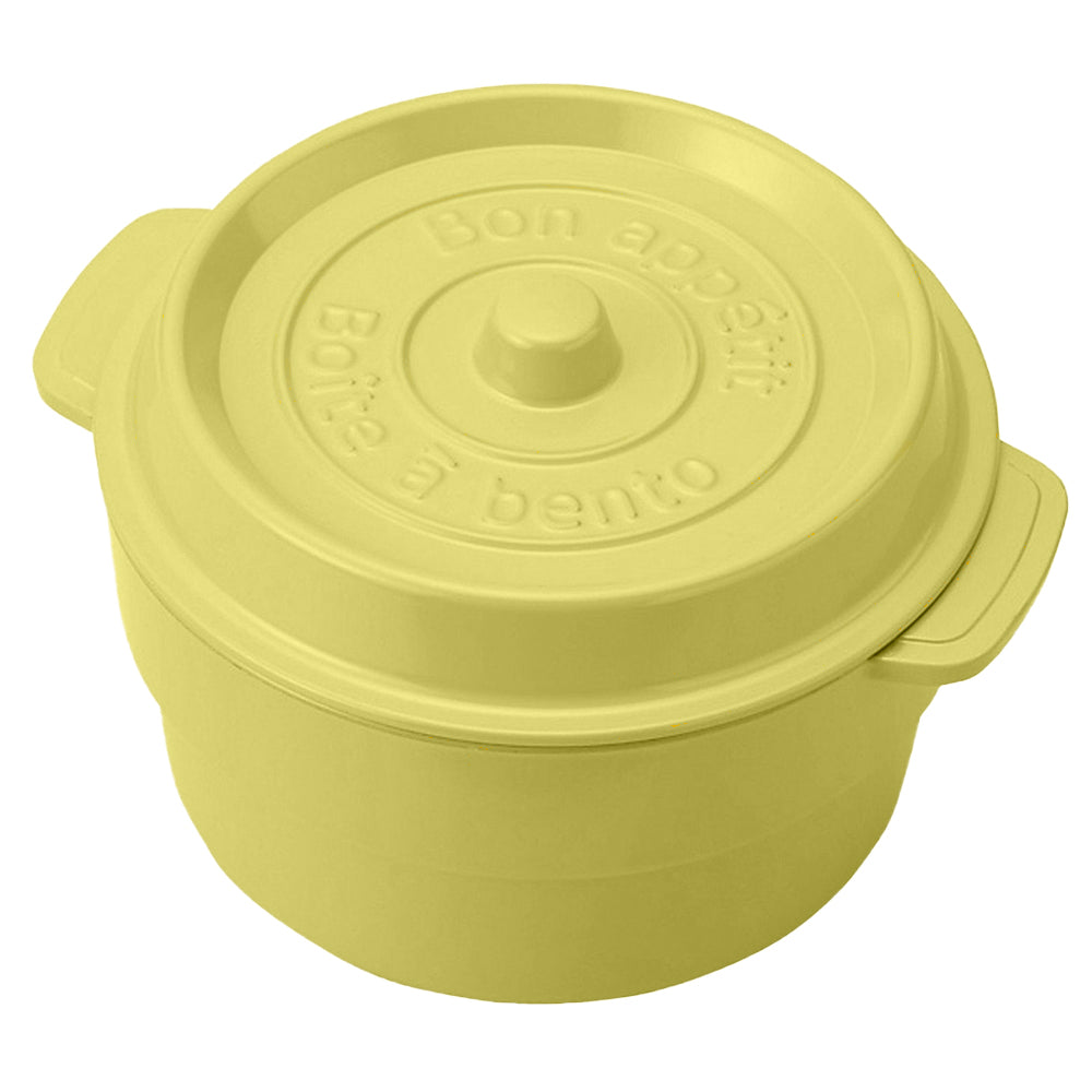 COCOPOT Round Lunch Box