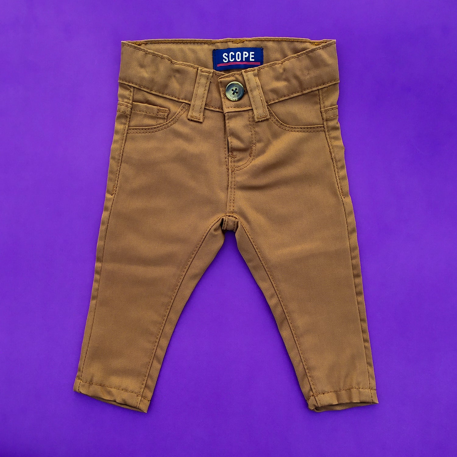Camel Newborn Pants