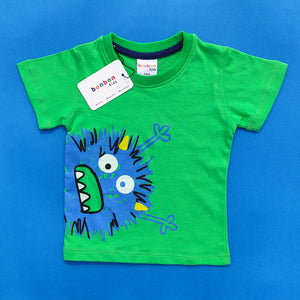 Monster Green Tee