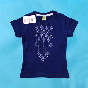Necklace Navy Top