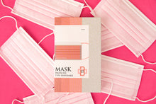 Load image into Gallery viewer, MYLU Disposable Face Mask 10 pcs - Pink