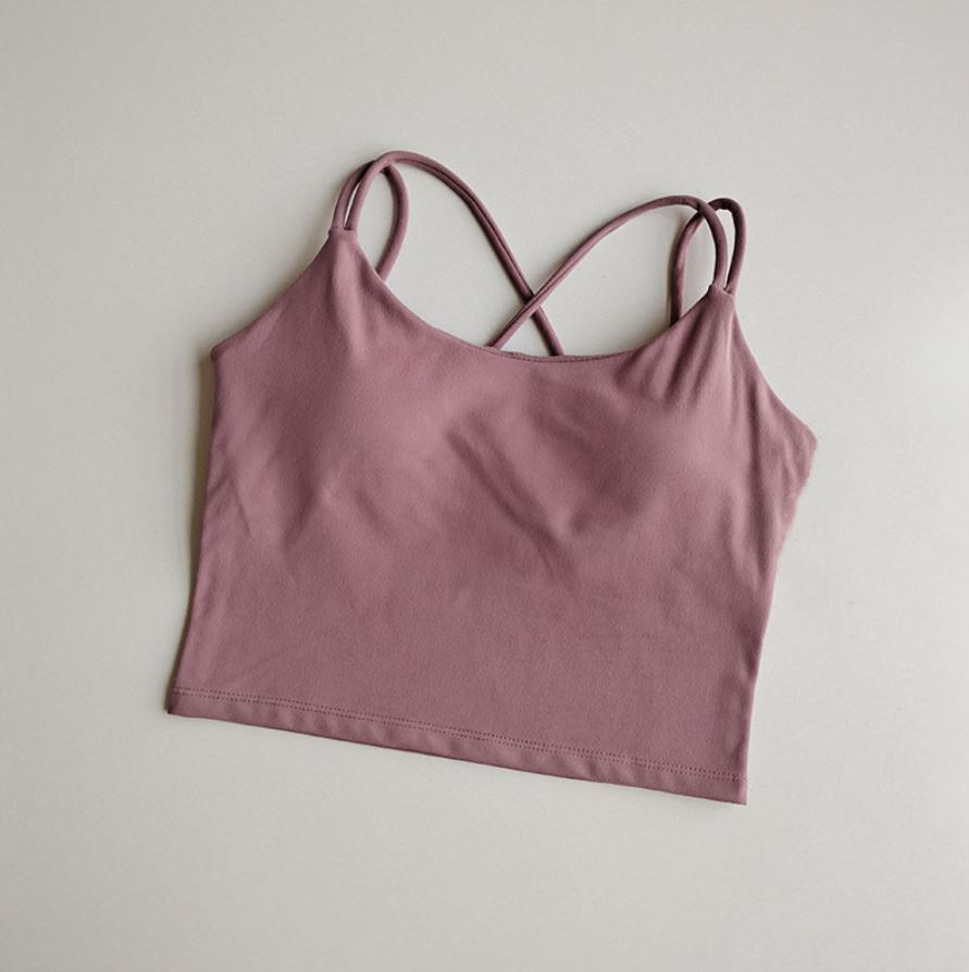 Estelle Push Up Bra Top