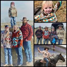 Load image into Gallery viewer, Youth Buckaroo Jackets - Heavy Duty Weight