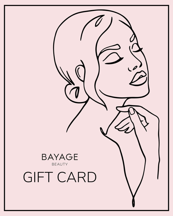 THE BAYAGE GIFT CARD