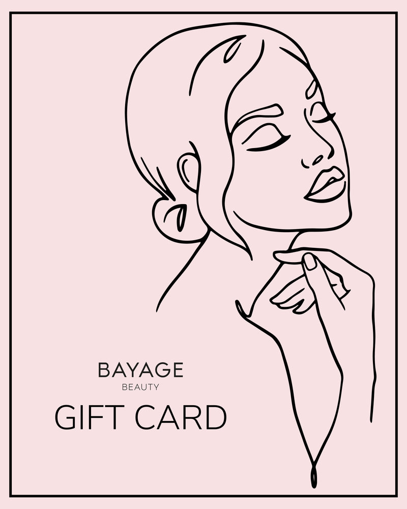 THE BAYAGE GIFT CARDS