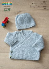 Sesia Baby Cashmere Pattern K417