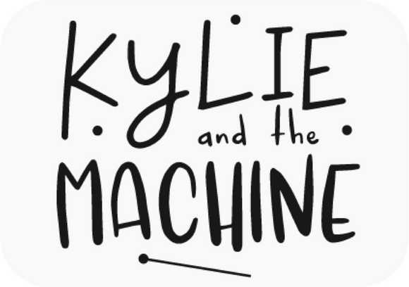 Labels By Kylie and the Machine